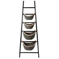 Plaid 72 X 2 inch Basket, Ladder