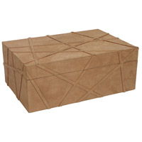 Dimond Home 8173-045 Las Cruces 14 X 10 inch Camel-Toned Box