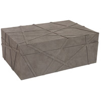Dimond Home 8173-047 Las Cruces 14 X 10 inch Steel Grey Box