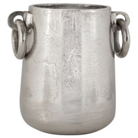 Dimond Home 8178-044 Esteban 9 X 9 inch Vessel in Nickel, Tall thumb