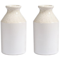 Dimond Home 857-185/S2 Squashmeadow 8 inch Jar, Set of 2