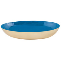 Dimond Home 8900-010 Argos 14 X 3 inch Bowl, Oval thumb