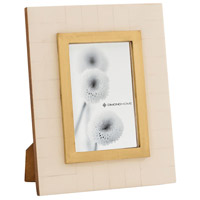 Rochefort Off White and Gold Photo Frame
