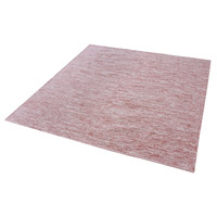 Dimond Home 8905-014 Alena 16 X 16 inch Marsala and White Rug in 16-inch Square thumb