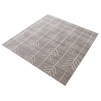 Dimond Home 8905-104 Armito 16 X 16 inch Warm Grey Rug in 16-inch Square thumb