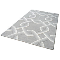 Dimond Home 8905-190 Desna 96 X 60 inch Grey Rug in Small thumb