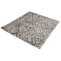 Dimond Home 8905-254 Darcie 16 X 16 inch Iron Ore Grey and Cream Rug in 16-inch Square thumb
