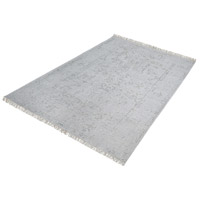 Belleville Grey and Silver Rug