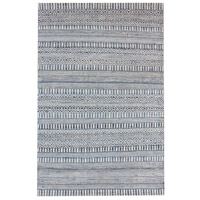 Dimond Home 8905-334 Devan 16 X 16 inch Ivory,Blue Rug in 16-inch Square thumb