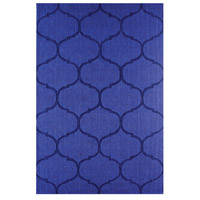 Dimond Home 8905-344 Dash 16 X 16 inch Blue Rug in 16-inch Square thumb
