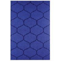 Dimond Home 8905-345 Dash 6 X 6 inch Blue Rug in 6-inch Square thumb