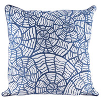 Dimond Home 8906-002-C Sea Shells 24 inch Embroidery Pillow Cover