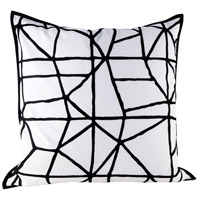 Cracking 24 inch Embroidery Pillow Cover