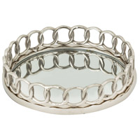 Dimond Home 8984-002 Ring Nickel Tray