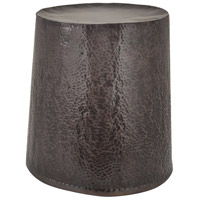Dimond Home 8990-025 Drum 18 inch Bronze Stool thumb