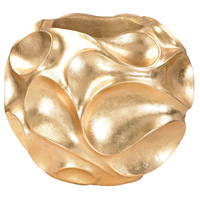 Dimond Home 9166-026 Wave Gold Planter
