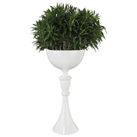 Jaya Gloss White Chalace Planter
