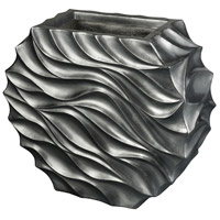 Kona Storm Pewter Planter, Large