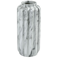 Dimond Home 9166-081 Farrara Faux Marble Planter, Small
