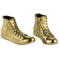 Dimond Home 9167-061/S2 Fly Like A Butterfly Gold Shoes