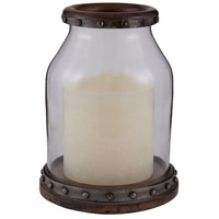 Nail-Head 12 X 10 inch Candle Hurricane