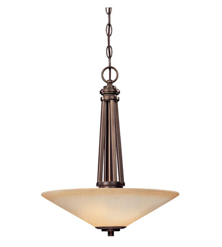 Dolan Designs Covina 2 Light Pendant in Classic Bronze 1064-206 photo