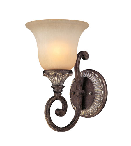 Dolan Designs Greta 1 Light Wall Sconce in Verona 1076-162 photo