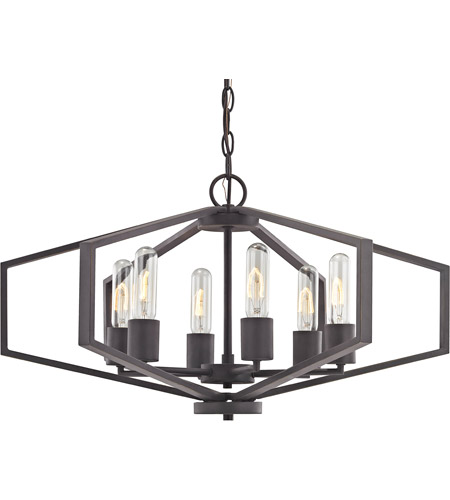 Dolan Designs 1145 78 Hexagon 6 Light