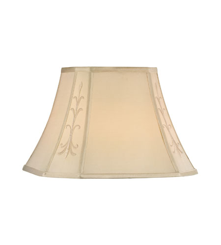 Dolan designs 140033 mix and match eggshell 11 inch lamp shade