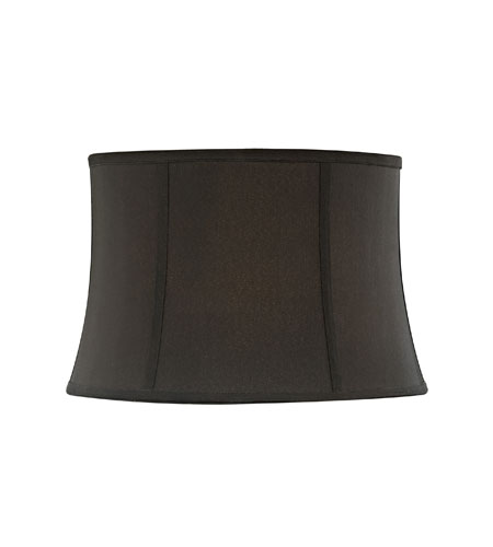Dolan designs 140071 mix and match black 10 inch lamp shade