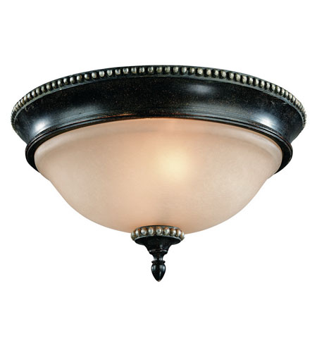 Dolan Designs Hastings 2 Light Flushmount in Phoenix 1755-148 photo