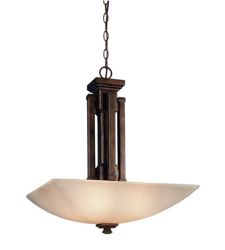 Dolan Designs Belltown 4 Light Pendant in Sienna 2374-90 photo