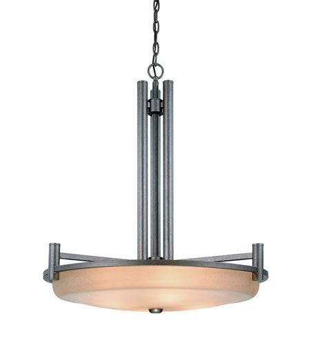 Dolan Designs Cortona 3 Light Pendant in Vista 2624-66 photo