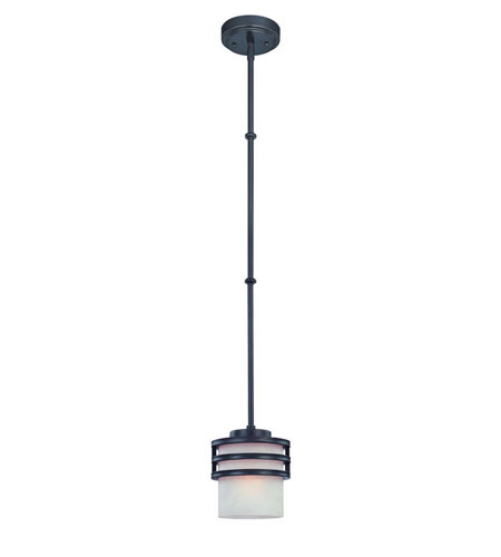 Dolan Designs Saturn 1 Light Mini Pendant in Bolivian 2661-78 photo