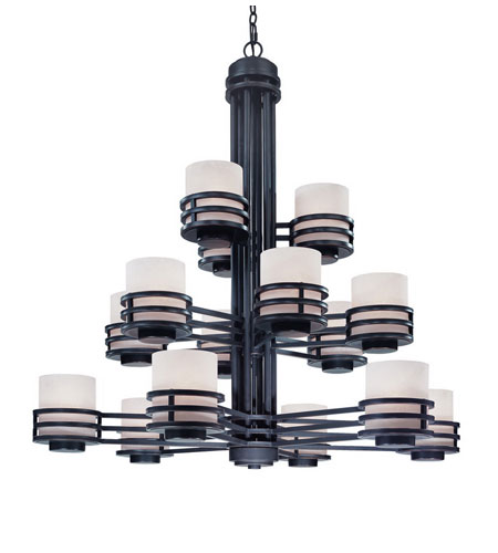 Dolan Designs Saturn 15 Light Chandelier in Bolivian 2663-78 photo