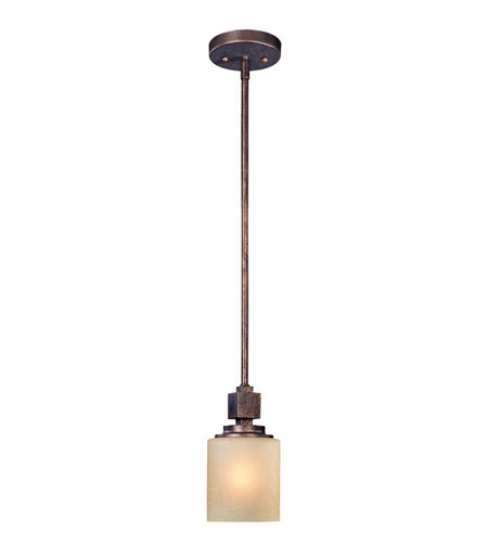 Dolan Designs Sherwood 1 Light Mini Pendant in Sienna 2701-90 photo