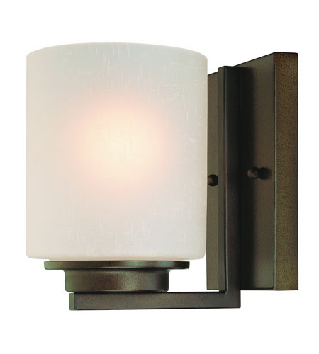 Dolan Designs 2886-62 Multnomah 1 Light 5 inch Heirloom Bronze Wall Sconce Wall Light photo