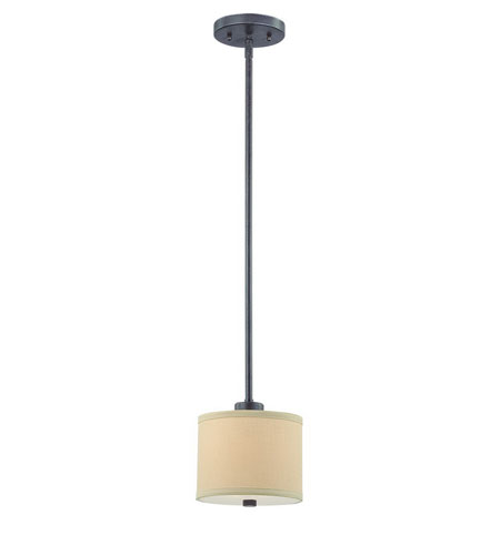 Dolan Designs 2941-34 Tecido 1 Light 7 inch Olde World Iron Mini Pendant Ceiling Light photo