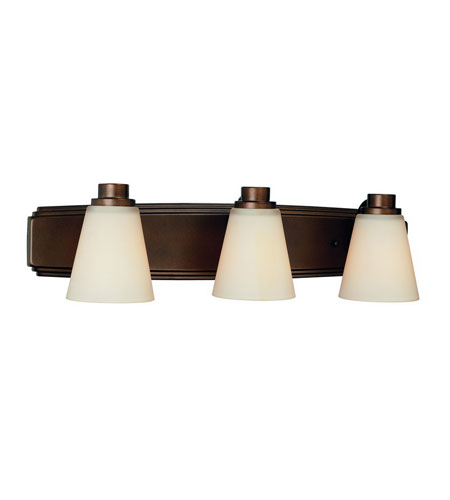 Dolan Designs 3403-62 Southport 3 Light 24 inch Heirloom Bronze Bath Vanity Wall Light photo