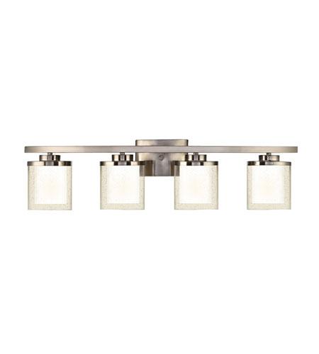 Dolan Designs 3954 09 Horizon 4 Light 32 inch Satin Nickel Bath