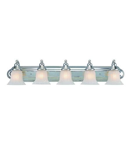 Dolan Designs Richland 5 Light Bath Vanity in Chrome 470-26 photo