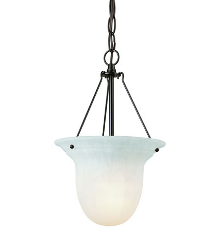 Dolan Designs 661-30 Richland 1 Light 9 inch Royal Bronze Pendant Ceiling Light photo