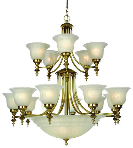 Dolan designs 668 18 richland 18 light 36 inch old brass chandelier dolan designs 668 18 richland 18 light 36 inch old brass chandelier ceiling light in alabaster mozeypictures Image collections
