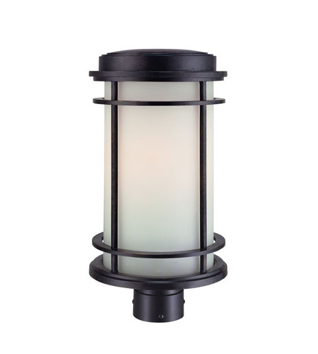 Dolan Designs 9104-68 La Mirage 1 Light 18 inch Winchester Exterior Post Lantern photo