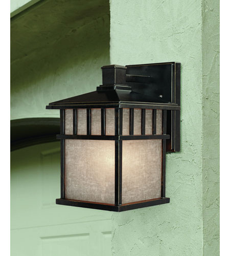 Dolan Designs Barton 1 Light Exterior Wall Lantern in Winchester 9110-68 photo