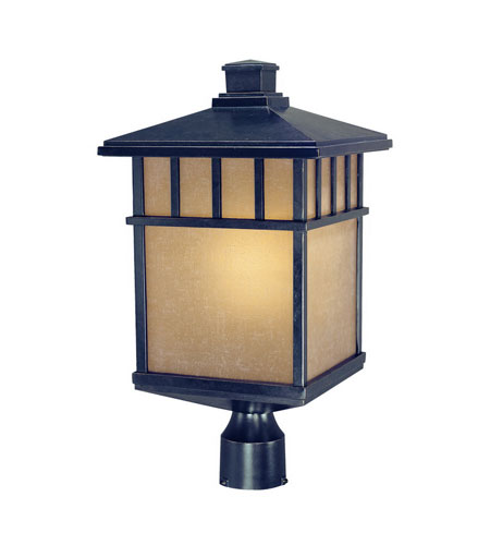 Dolan Designs Barton 1 Light Exterior Post Lantern in Winchester 9118-68 photo