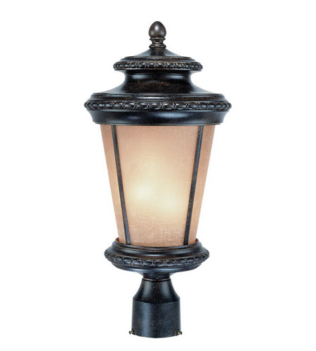 Dolan Designs Edgewood 3 Light Exterior Post Lantern in Manchester 9137-114 photo