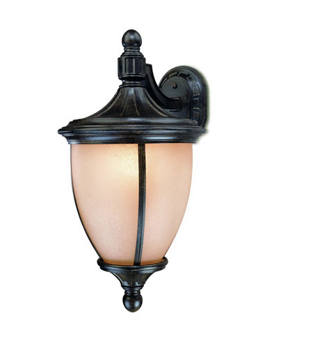 Dolan Designs Huntsville 1 Light Exterior Wall Lantern in Manchester 9153-114 photo