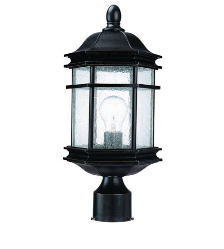 Dolan Designs Barlow 1 Light Exterior Post Lantern in Winchester 9238-68 photo