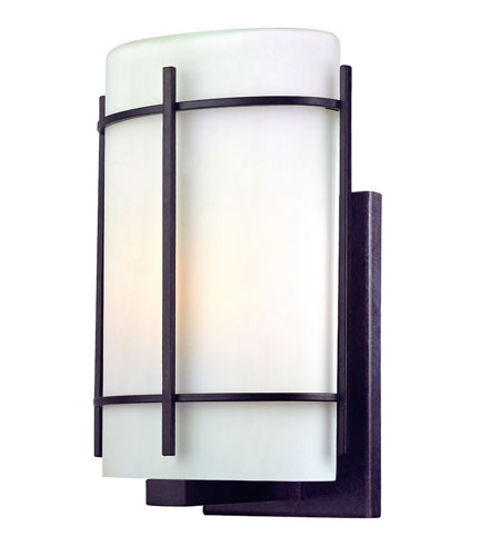 Dolan Designs 9301-34 Pacifica 1 Light 13 inch Olde World Iron Exterior Wall Lantern photo